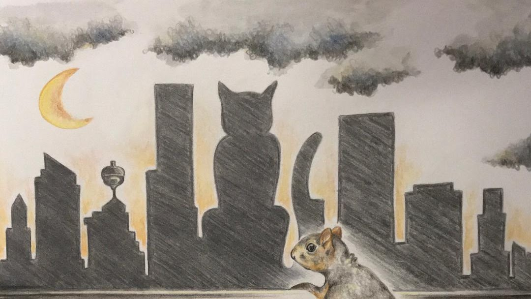 Kitty City Squirrels